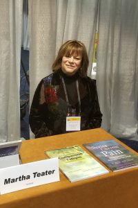 At a book-signing at Psychotherapy Networker Symposium